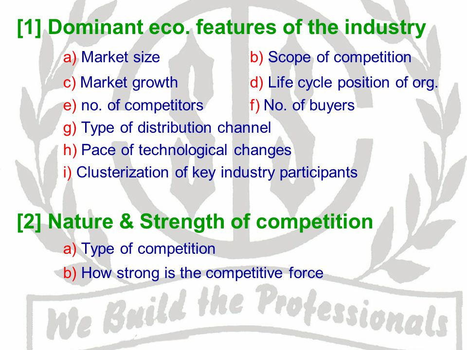 dominant economic features Introduction the following assignment details cell phone industry's dominant economic assignment point there are some economic dominant features related.